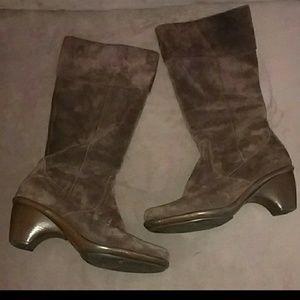 Dansko Soft Suede Risa Boots